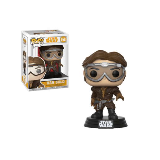 Funko Pop! Movies: Star Wars - Han Solo