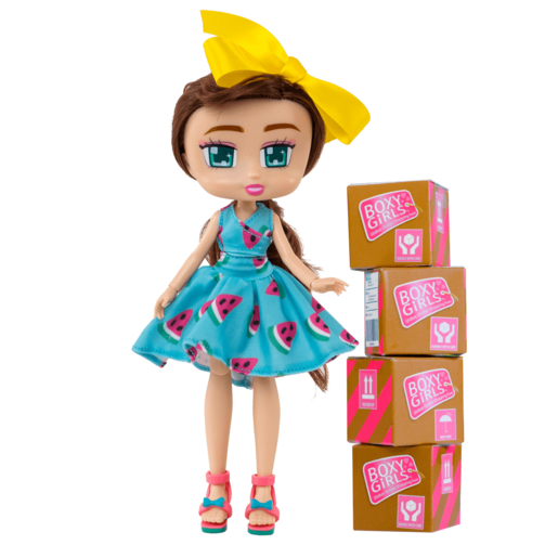 Boxy Girls 20cm Fashion Doll - Brooklyn