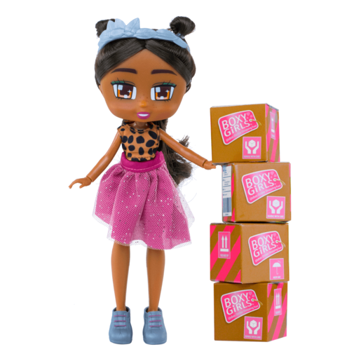 Boxy Girls 20cm Fashion Doll - Nomi