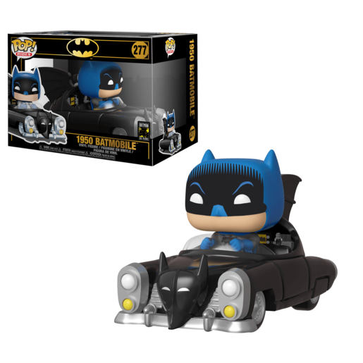 Funko Pop! Rides: Batman - 1950 Batmobile