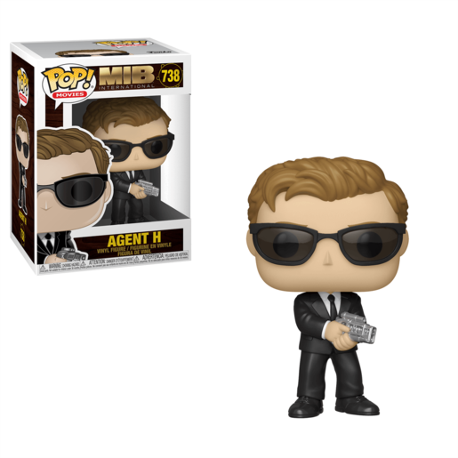 Funko Pop! Movies: Men In Black International - Agent H