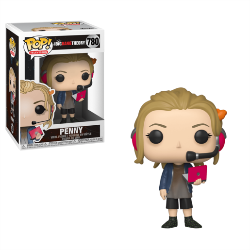 Funko Pop! Television: The Big Bang Theory - Penny