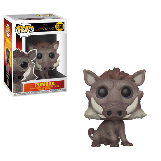 Funko Pop! Disney: Lion King (2019) - Pumbaa