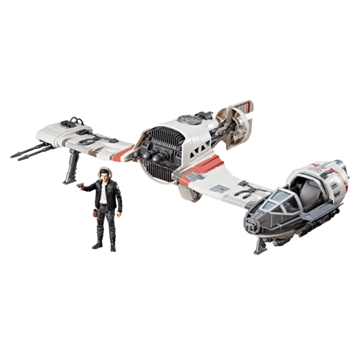 Star Wars Force Link - Resistance Ski Speeder
