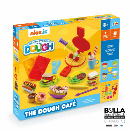 Nick Jr. Ready Steady Dough The Dough Café Playset