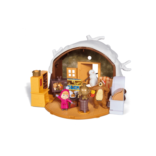 Masha and the Bear - Winter Bear's House