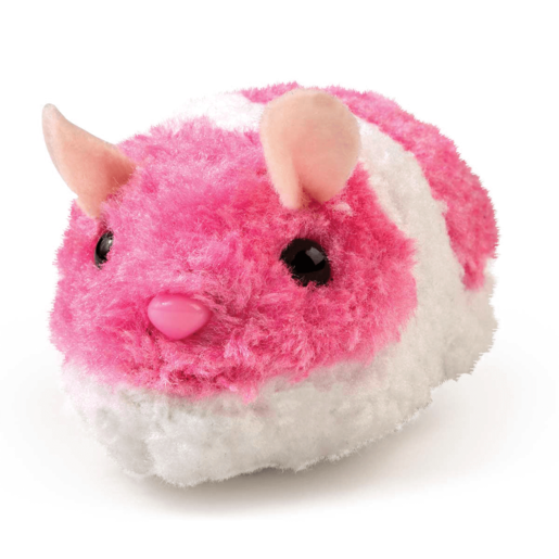 Pitter Patter Pets Busy Little Hamster Neon - Pink
