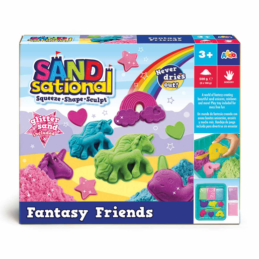Sandsational Fantasy Friends Sand Set