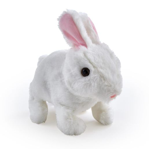 Pitter Patter Pets Teeny Weeny Bunny - White Bunny from TheToyShop