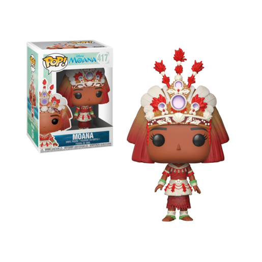 Funko Pop! Disney: Moana- Ceremony Moana
