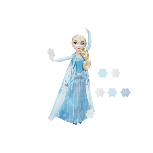 Disney Frozen Snow Powers - Elsa Doll