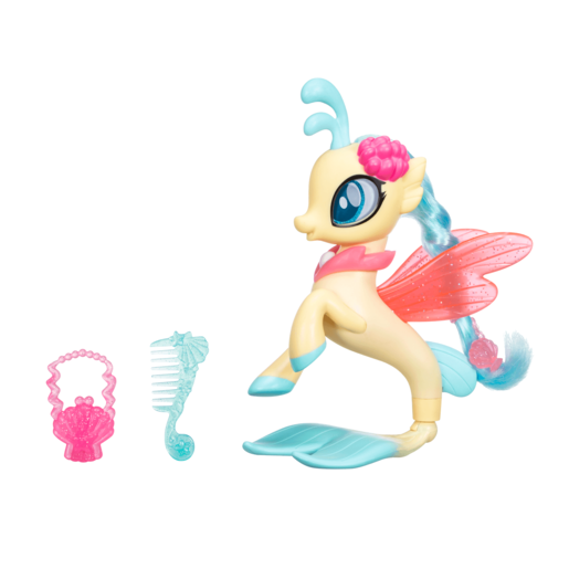 My Little Pony The Movie - Glitter and Style Seapony
