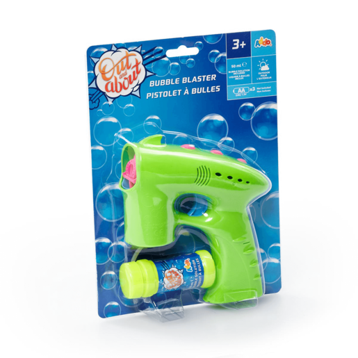Bubble Blaster - Green/Blue (Styles Vary)