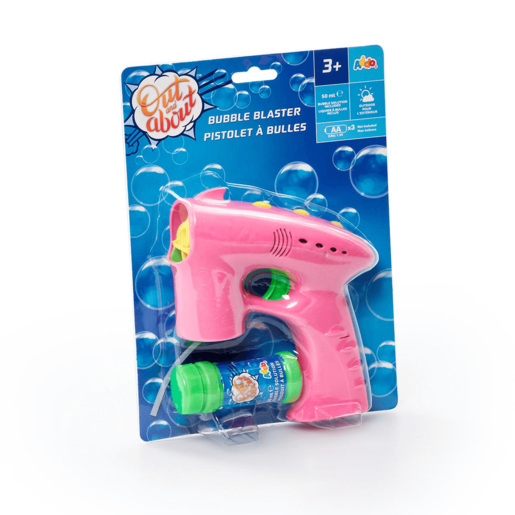 Bubble Blaster - Pink/Purple (Styles Vary)