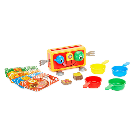 Little Tikes Crazy Toaster Catch and Match Toast Game