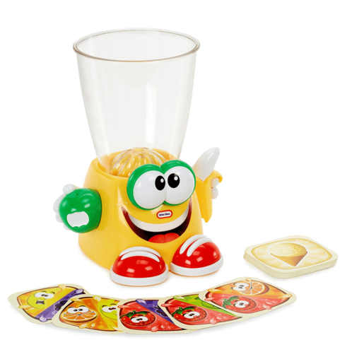Little Tikes Crazy Blender Fun Fruit Matching Game
