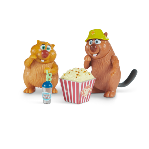 Wonder Park Figure - Gus and Cooper