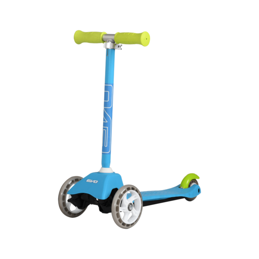 Ripp 3 Wheeled Mini Cruiser Scooter - Blue