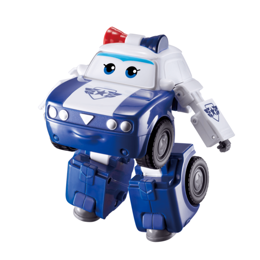 Super Wings Transforming Vehicle Kim