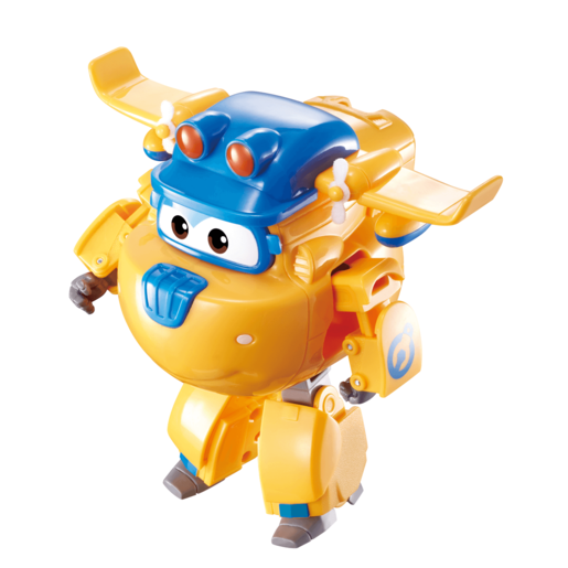 Super Wings Transforming Vehicle - Donnie
