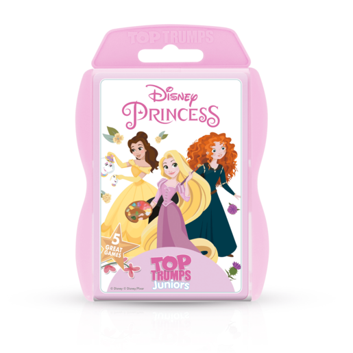 Top Trumps Juniors - Disney Princess