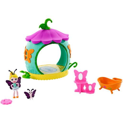 Enchantimals Beetrice Bee Doll Beehive Bedroom Playset