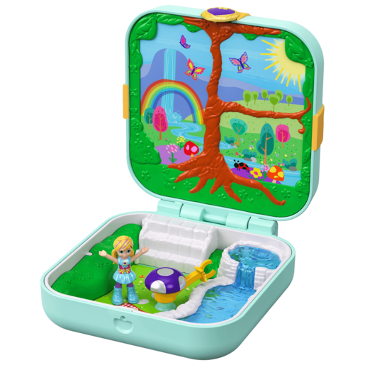 Polly Pocket Flutteriffic Forest Playset