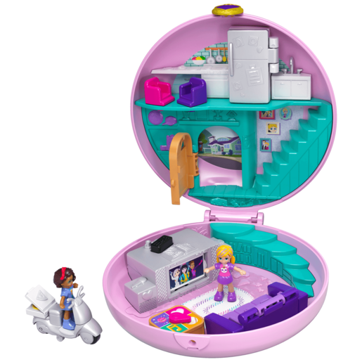 Polly Pocket World - Donut Pyjama Party