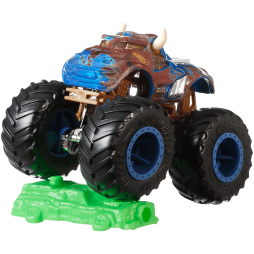 Hot Wheels Monster Trucks 1:64 Vehicle (Styles Vary)