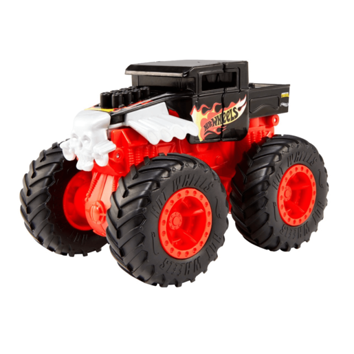 Hot Wheels Monster Trucks Bash-Ups - Bone Shaker