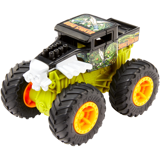 Hot Wheels Monster Trucks 1:43 Bone Shaker