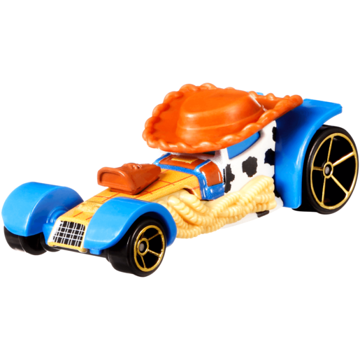 Hot Wheels Disney Pixar Toy Story 4 - Woody Vehicle