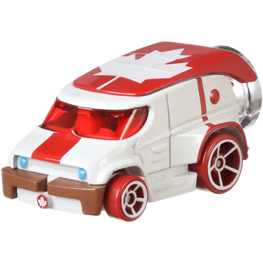 Hot Wheels Disney Pixar Toy Story 4 - Canuck and Boom Boom Vehicle