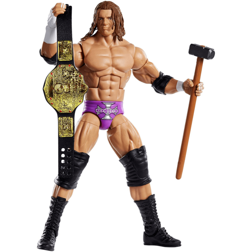 WWE WrestleMania Elite Collection 15cm Figure - Triple H