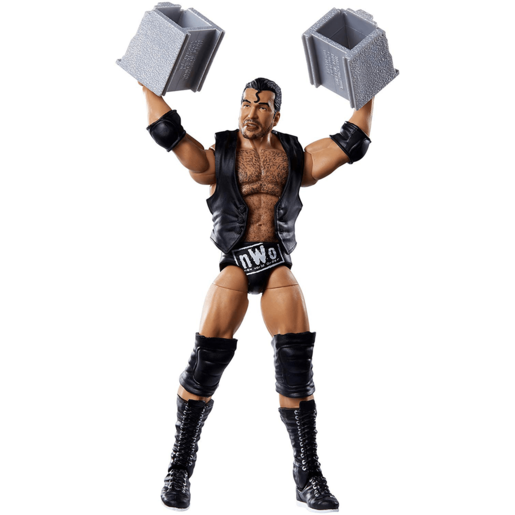 WWE WrestleMania Elite Collection 15cm Figure - Scott Hall