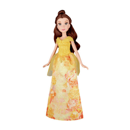 Disney Princess Royal Shimmer Doll - Belle
