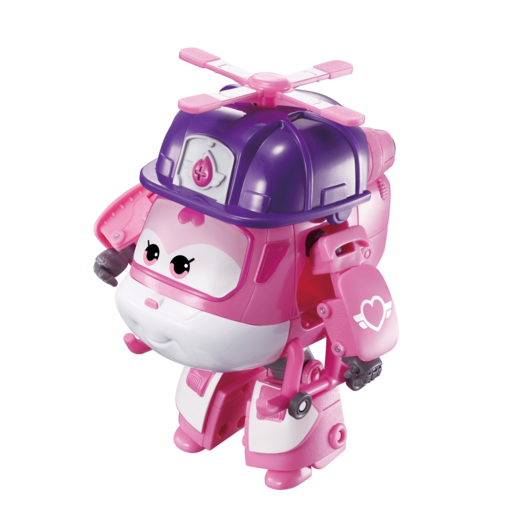Super Wings Transforming Vehicle - Rescue Dizzy