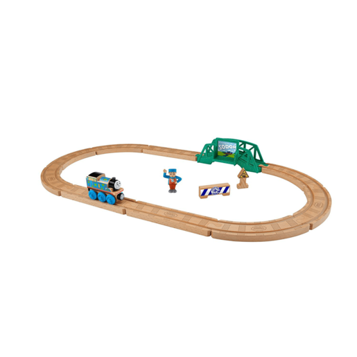 Thomas and Friends Wooden 5-in-1 Starter Set