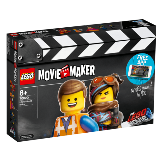 The LEGO Movie 2 Movie Maker - 70820