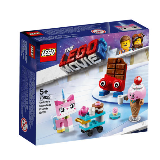 The LEGO Movie 2 Unikitty's Sweetest Friends EVER - 70822
