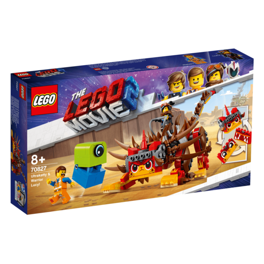 The LEGO Movie 2 Ultrakatty & Warrior Lucy - 70827