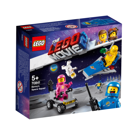The LEGO Movie 2 Benny's Space Squad - 70841