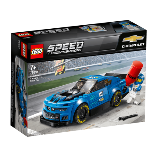 LEGO Speed Champions Chevrolet Camaro ZL1 Race Car - 75891