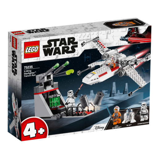 LEGO Star Wars X-Wing Starfighter Trench Run - 75235