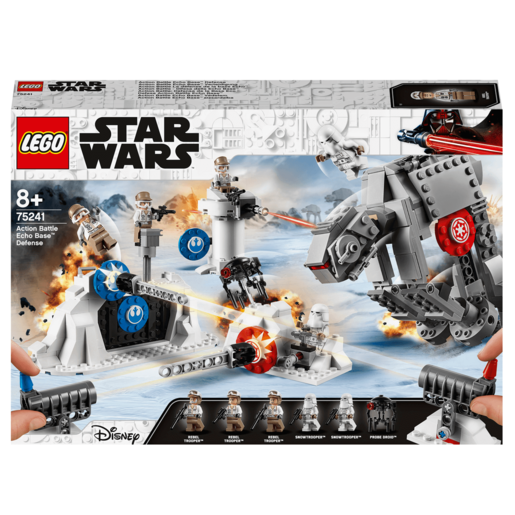 LEGO Star Wars Action Battle Echo Base Defence - 75241