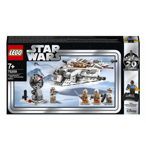 LEGO Star Wars 20th Anniversary Edition Snowspeeder - 75259