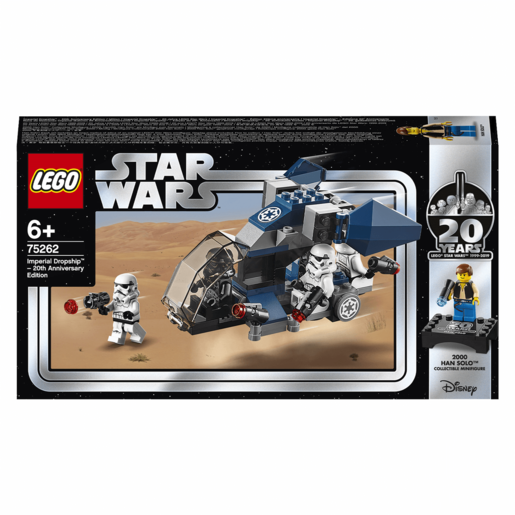 LEGO Star Wars 20th Anniversary Edition Imperial Dropship - 75262