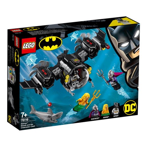 LEGO Batman Batsub and The Underwater Clash - 76116