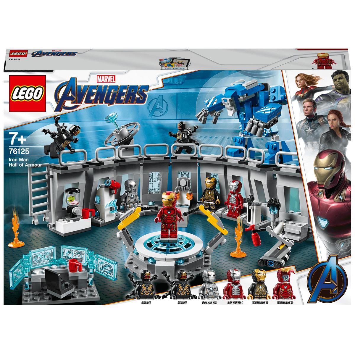 Toys & Games LEGO Complete Sets & Packs LEGO Marvel ...