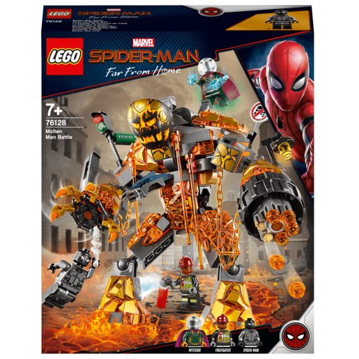 LEGO Marvel Spider-Man Far From Home - 76128